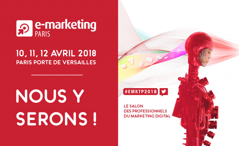 Salon E-marketing 2018